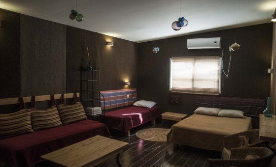 חדרי אירוח מדבריים